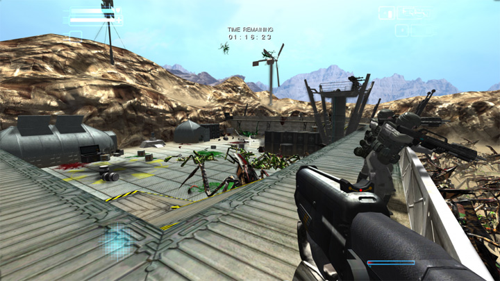 Starship Troopers (2005) GAME MOD Starship Troopers