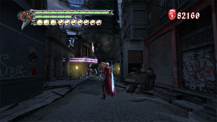 Devil May Cry 3: Dante's Awakening - Edycja Specjalna mod Style Switcher v.1.3.1.6