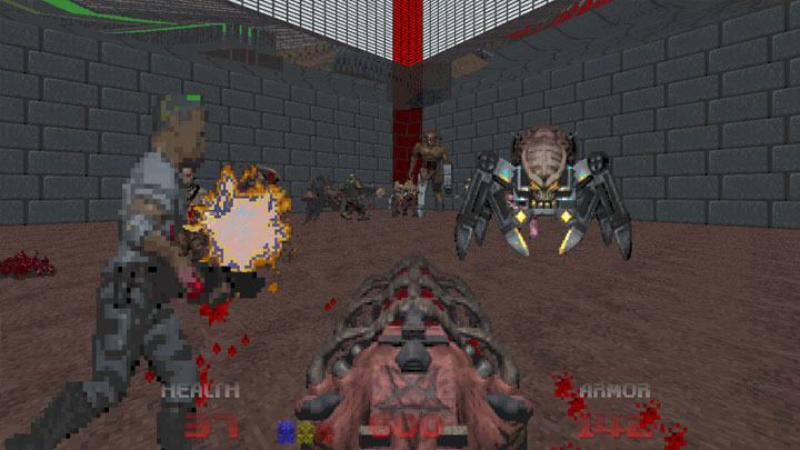 Doom (1993) GAME MOD Doom 64 Vanilla - download | gamepressure com