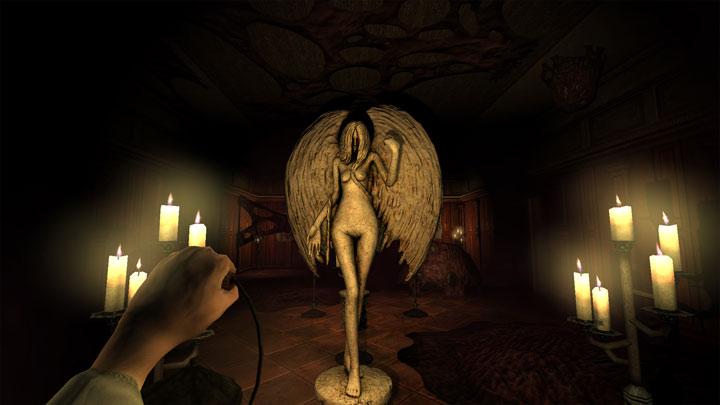 Amnesia: The Dark Descent - Geta v.1.1 - Game mod - Download