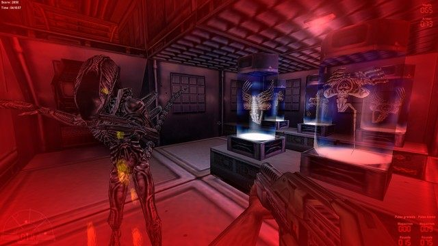 Aliens vs Predator GAME MOD MelPyth v 1 0 - download