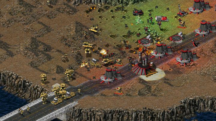 Command & Conquer: Tiberian Sun Firestorm GAME MOD Tiberian