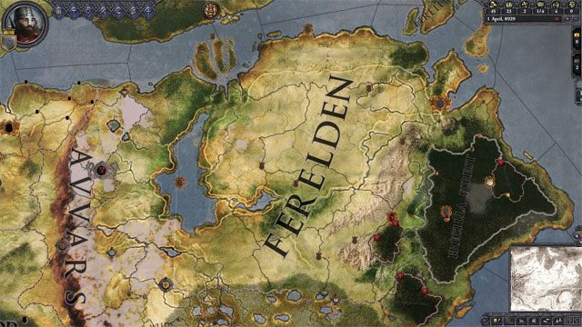 Crusader Kings II GAME MOD Thedas Kings v 0 2b - download