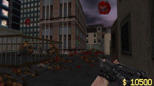 Doom 2 mod unloved gets unreal engine 4 remake | pc gamer.