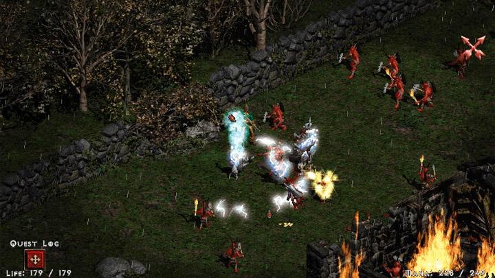 Diablo ii lord of destruction game mod diablo ii - Diablo 2 lord of destruction wallpaper ...