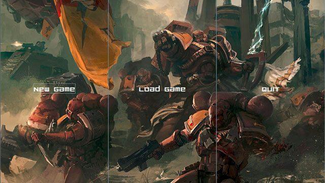 Warhammer 40,000: dawn of war soulstorm game mod dawn of war.