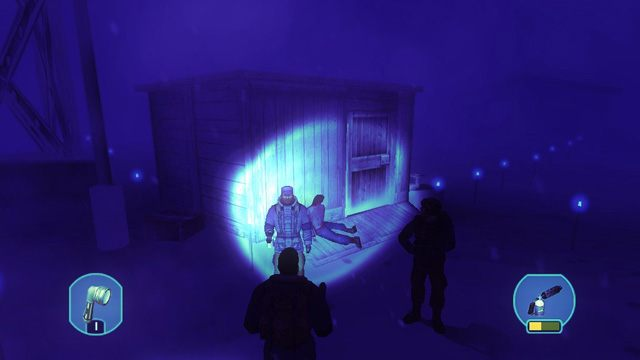 The Thing GAME MOD Antarctic Night ENB v 1 0 - download