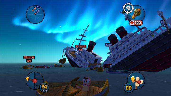 Worms 3d game free download full version for pc.