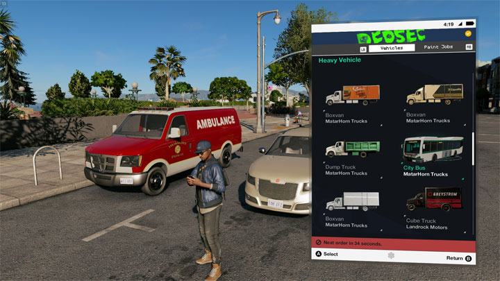 Watch Dogs 2 mod Watch_Dogs 2: Complete Car On Demand v.1