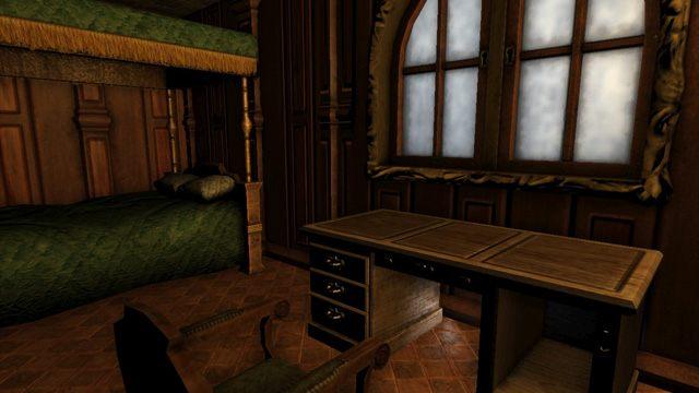 Amnesia: the dark descent game mod the small horse series v.