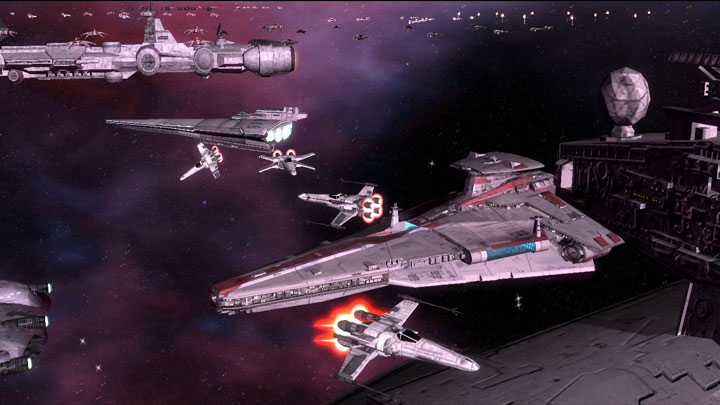 Star Wars: Empire at War - Forces of Corruption GAME MOD New Jedi