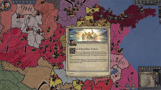Crusader Kings II GAME MOD Romance of the Three Kingdoms v 0 993