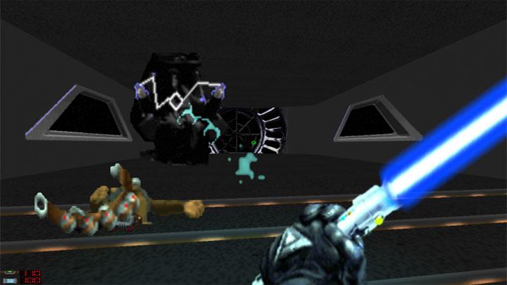 Doom II: Hell on Earth GAME MOD Xim's Star Wars Doom v