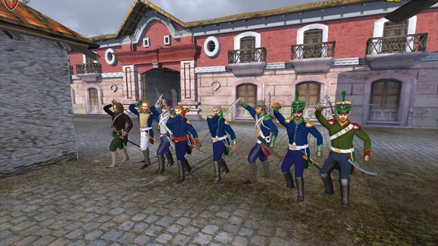 Mount & Blade: Warband mod Independence of Chile v.3.0