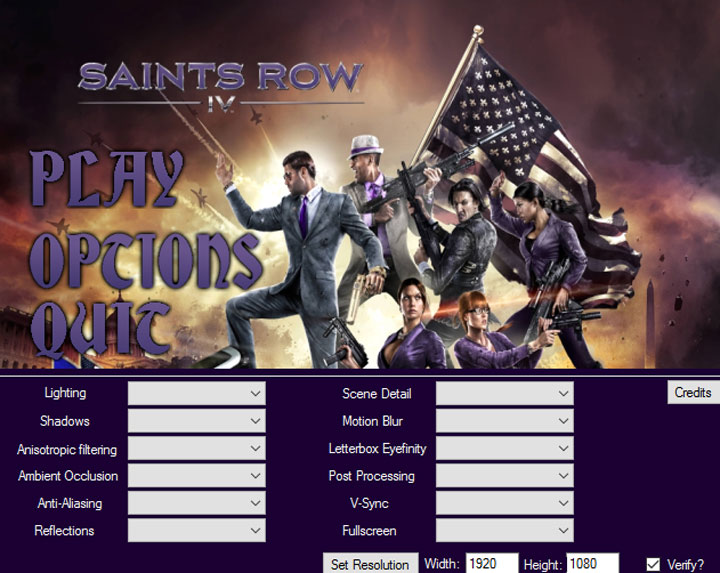 Saints Row IV GAME MOD Saints Row IV Game Launcher - download