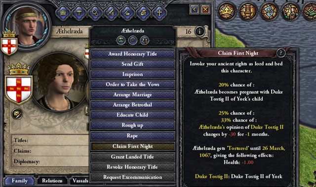 Crusader Kings II GAME MOD Underhanded Tactics v 1 2 - download