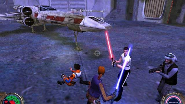 how to download star wars jedi knight 2 jedi outcast