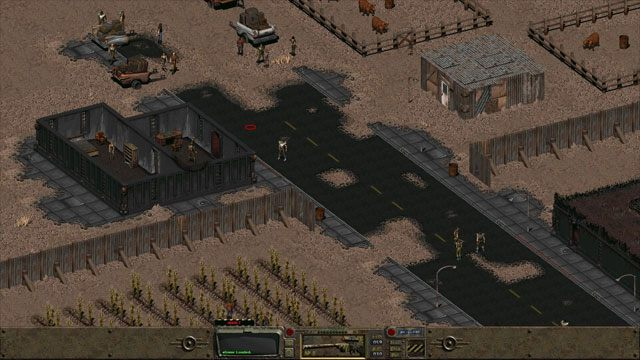 Fallout 2 GAME MOD Fallout2 Hi-Res Patch v 4 1 8 - download