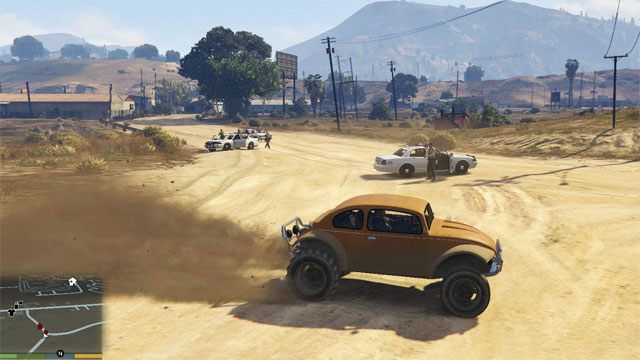 Grand Theft Auto V mod Realistic Driving V v.0.9