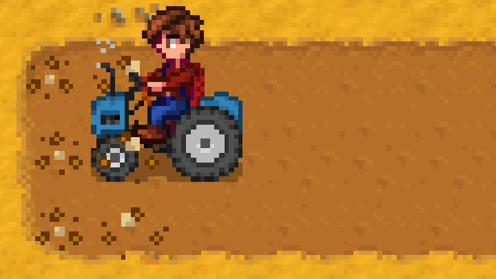 Stardew Valley GAME MOD Tractor Mod v 4 8 2 - download