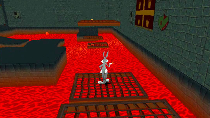 Bugs Bunny & Taz: Timebusters mod Bugs Bunny: Lost in Time Widescreen Fix
