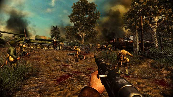 Call of Duty: World at War GAME MOD CoD: WAR Graphics Enhancer Mod