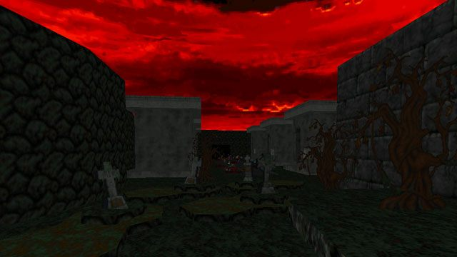Hexen: Beyond Heretic mod Scourge of Viscerus
