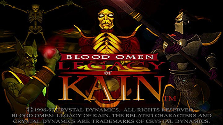 Blood Omen: Legacy of Kain mod Bink Video Support Pack