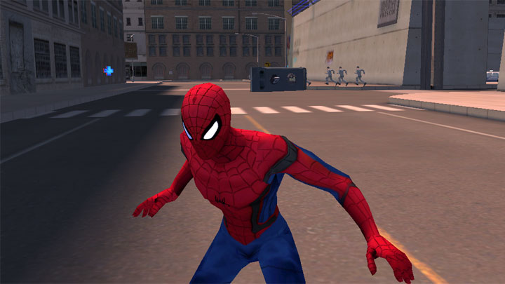 Spider-Man 2: The Game mod Spider-Man: Homecoming Suit Mod