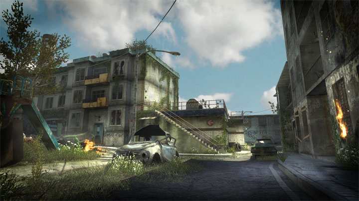 Call of Duty 4: Modern Warfare GAME MOD MW3 Fallen for PeZBOT