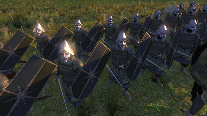 Mount & Blade: Warband mod Narnia The Golden Age v.0.1 beta