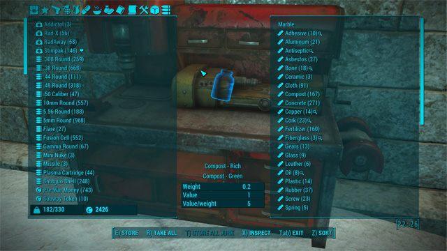 Fallout 4 GAME MOD DEF_UI v 1 5 1 - download | gamepressure com