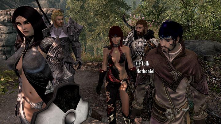 skyrim mods free download ps3