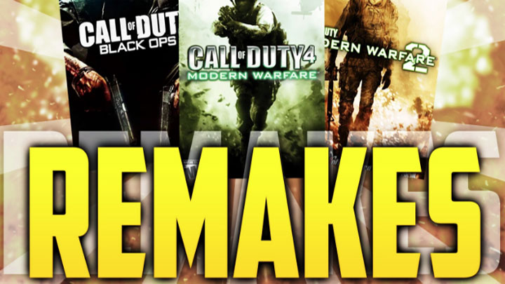Call of Duty 4: Modern Warfare GAME MOD MW2 & MW3 Maps for