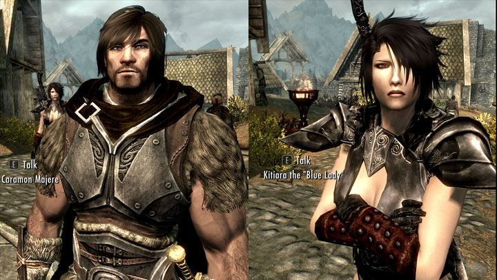The Elder Scrolls V: Skyrim mod Dragonlance Heroes of the Lance Companions v.1.0