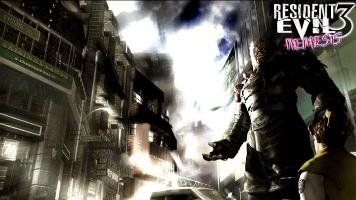 Resident Evil 3: Nemesis GAME MOD Resident Evil 3