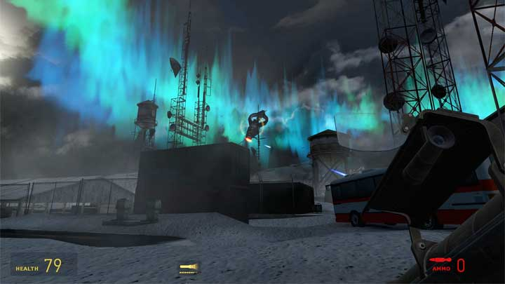Half-Life 2: Episode Two mod The Closure v.2.0