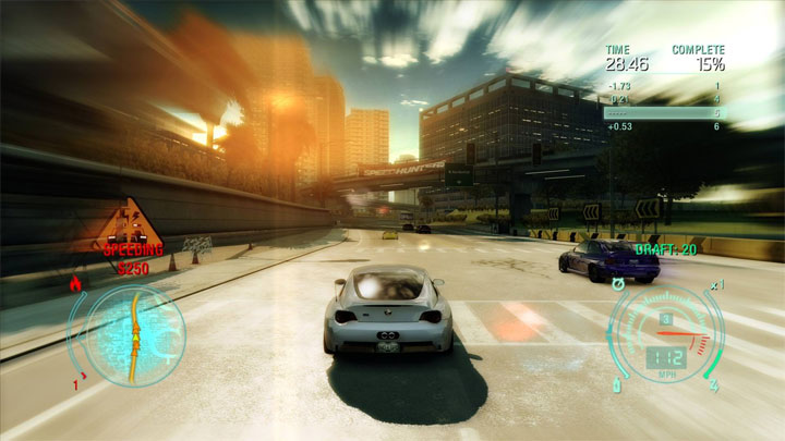 Need for Speed: Undercover GAME MOD Need for Speed Undercover