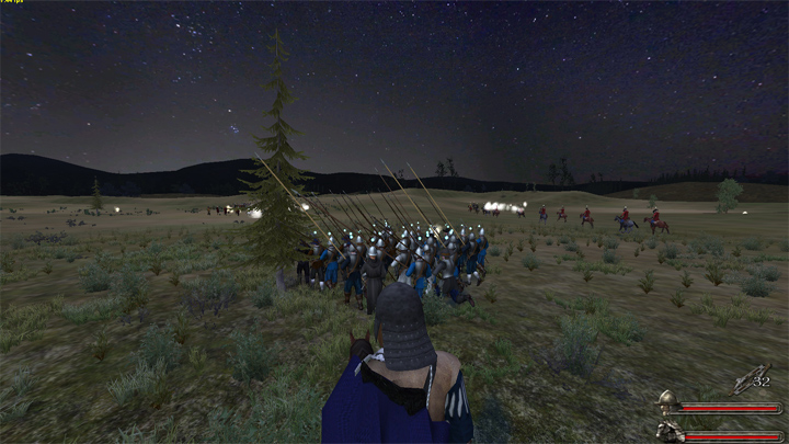 Mount & Blade: Warband mod English Civil War v. Alpha 7.1