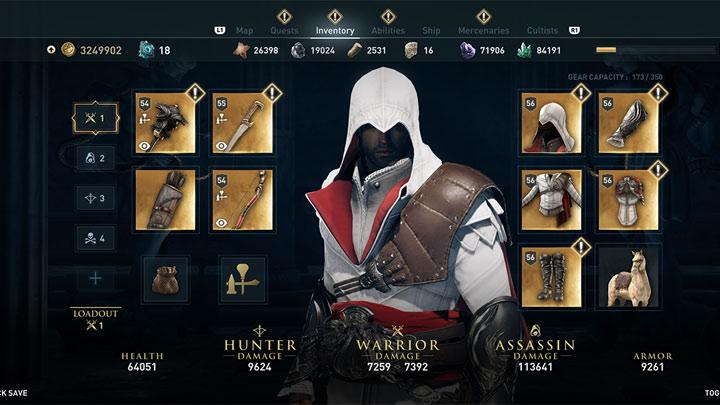 Assassin S Creed Odyssey Game Mod Ezio S Roman Set Trainer V 1 0c Download Gamepressure Com