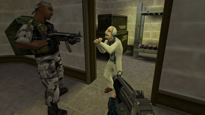 Half-Life: Opposing Force mod Half-Life: Opposing Force