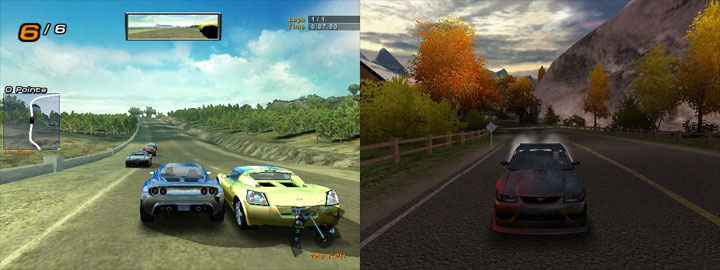 Need for Speed: Hot Pursuit 2 GAME MOD Better Car Reflection