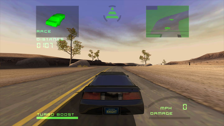 Knight Rider GAME MOD Knight Rider: The Game Widescreen Fix