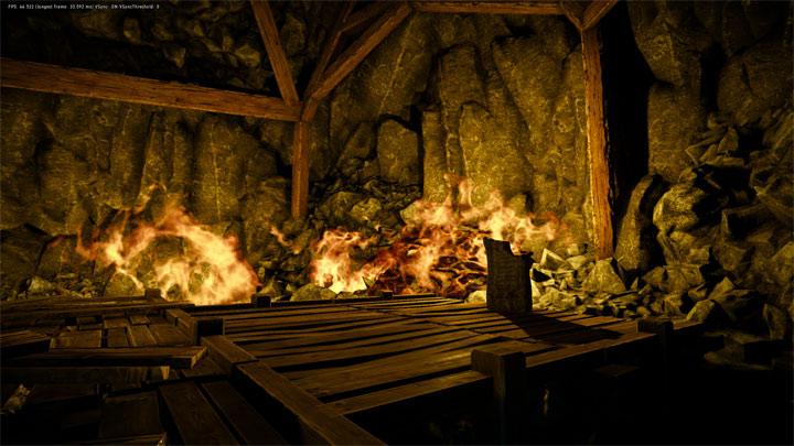 The Witcher 3: Wild Hunt GAME MOD Devil's Pit Mod v 0 97
