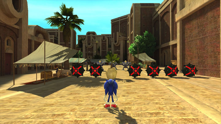 Sonic Generations GAME MOD Sonic Generations Unleashed: DLC