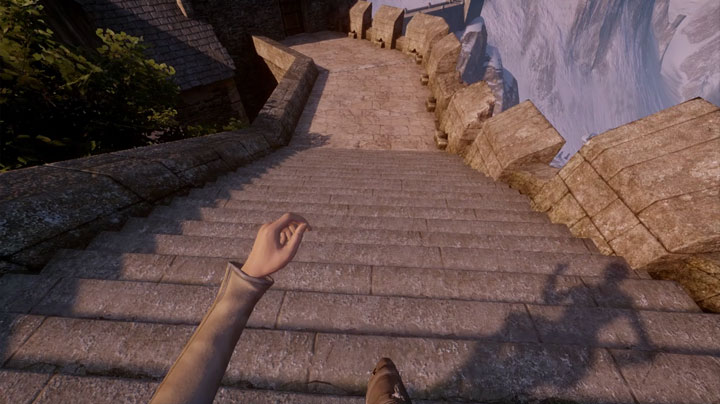 Dragon Age: Inquisition GAME MOD Realistic First Person