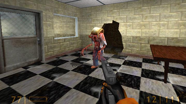 Half-Life GAME MOD Preliminary v 1 1 - download