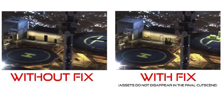 Mirror's Edge GAME MOD Shard Roof Draw Distance Fix v 26032018
