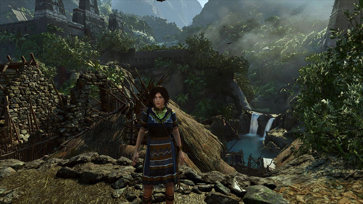 Shadow of the Tomb Raider mod UHG Reshade v.1.0