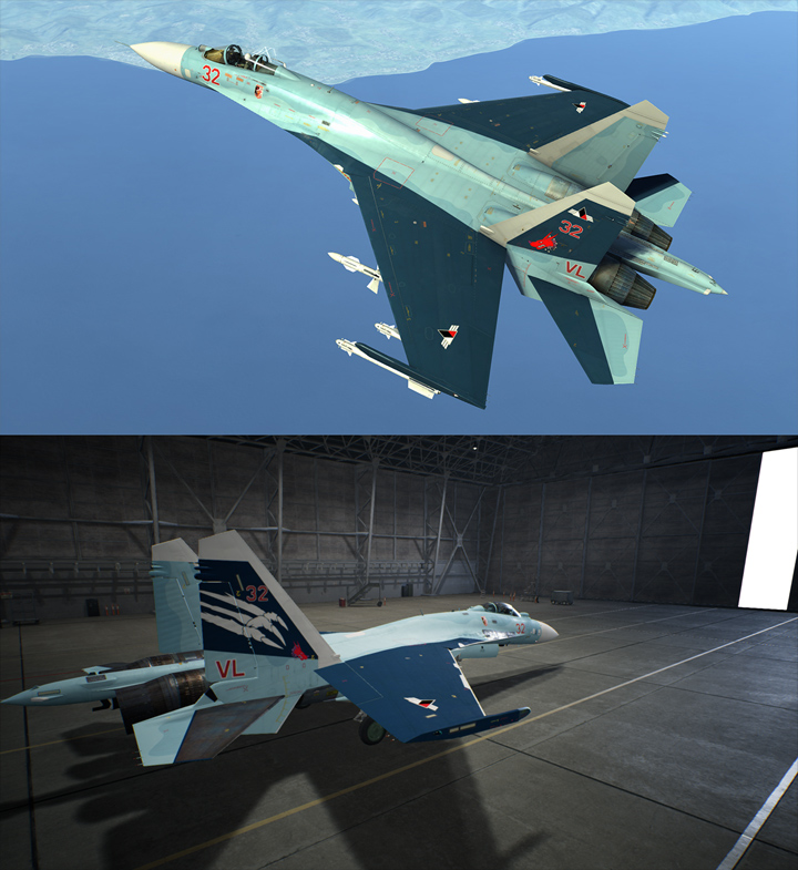 Original DCS on top, Spare at the bottom. - 2019-11-17